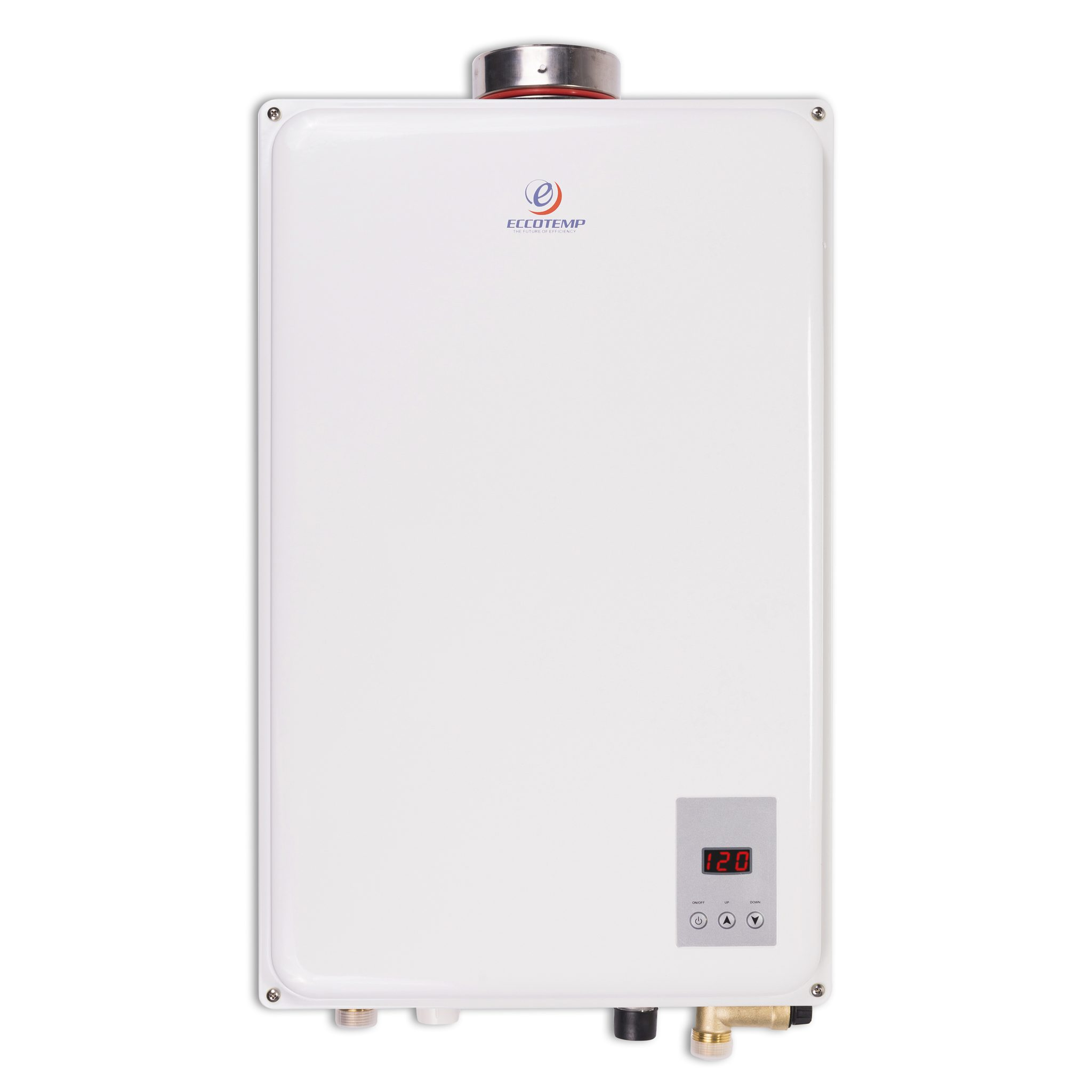 eccotemp 45hi ng indoor natural gas tankless water heater nuenergy distribution. Black Bedroom Furniture Sets. Home Design Ideas