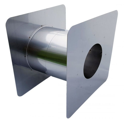 Z Vent 4 In Adjustable Wall Thimble Nuenergy Distribution